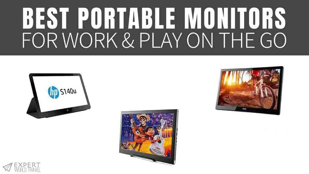 The Best Portable Monitors In 2019 (Work On The Go) | Expert