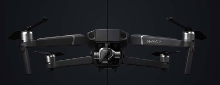 mavic pro 2.0 - faster quieter further