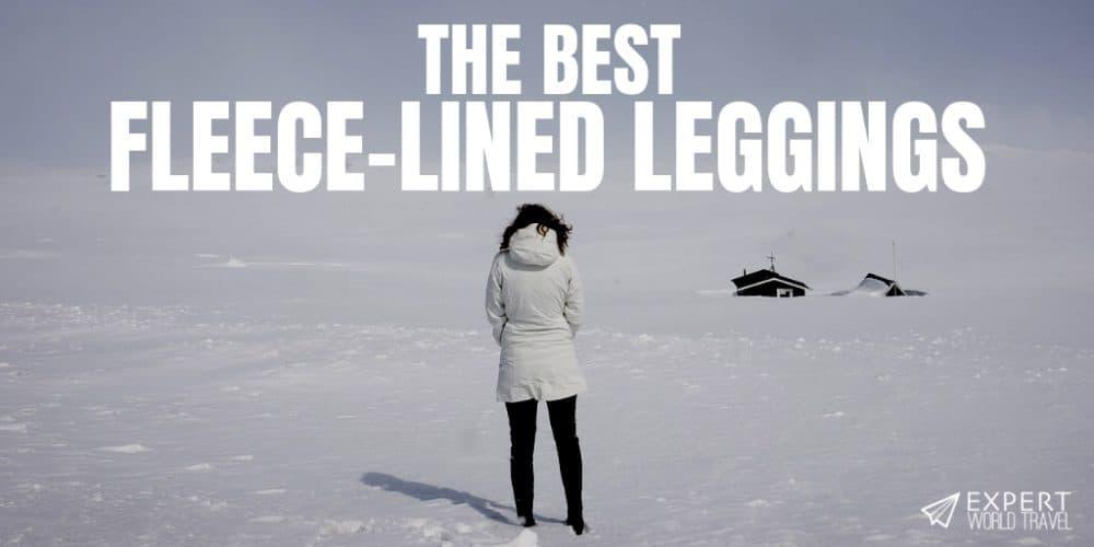 Best Fleece Lined Leggings