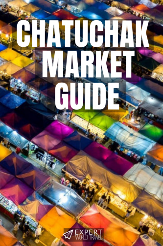 First time to Chatuchak Market? This guide will tell you everything you need to know. Getting there, what to buy and where, and lots more.