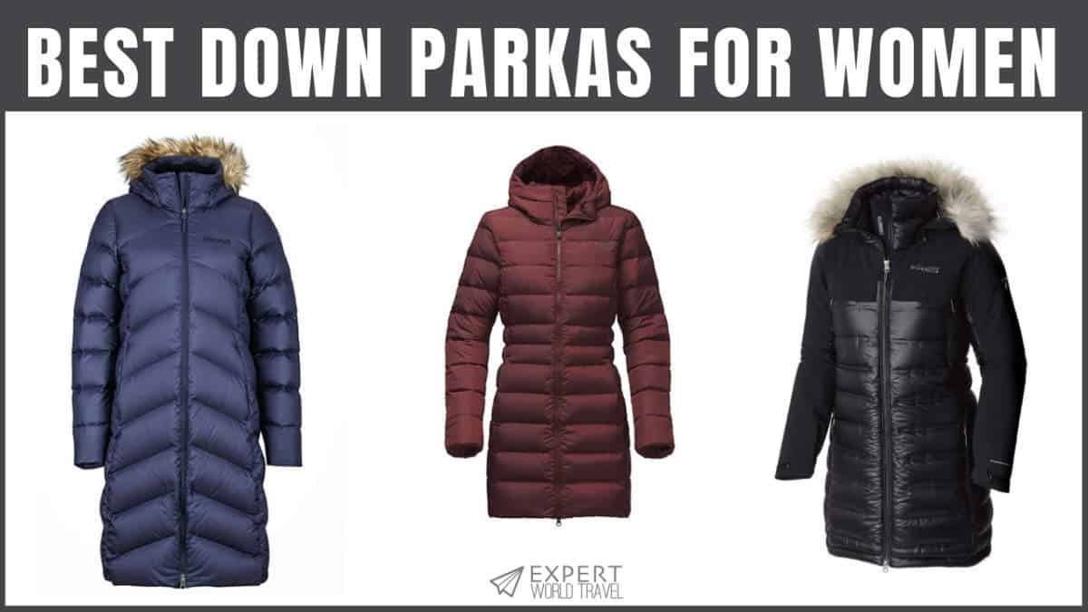 Best Down Parkas For Women