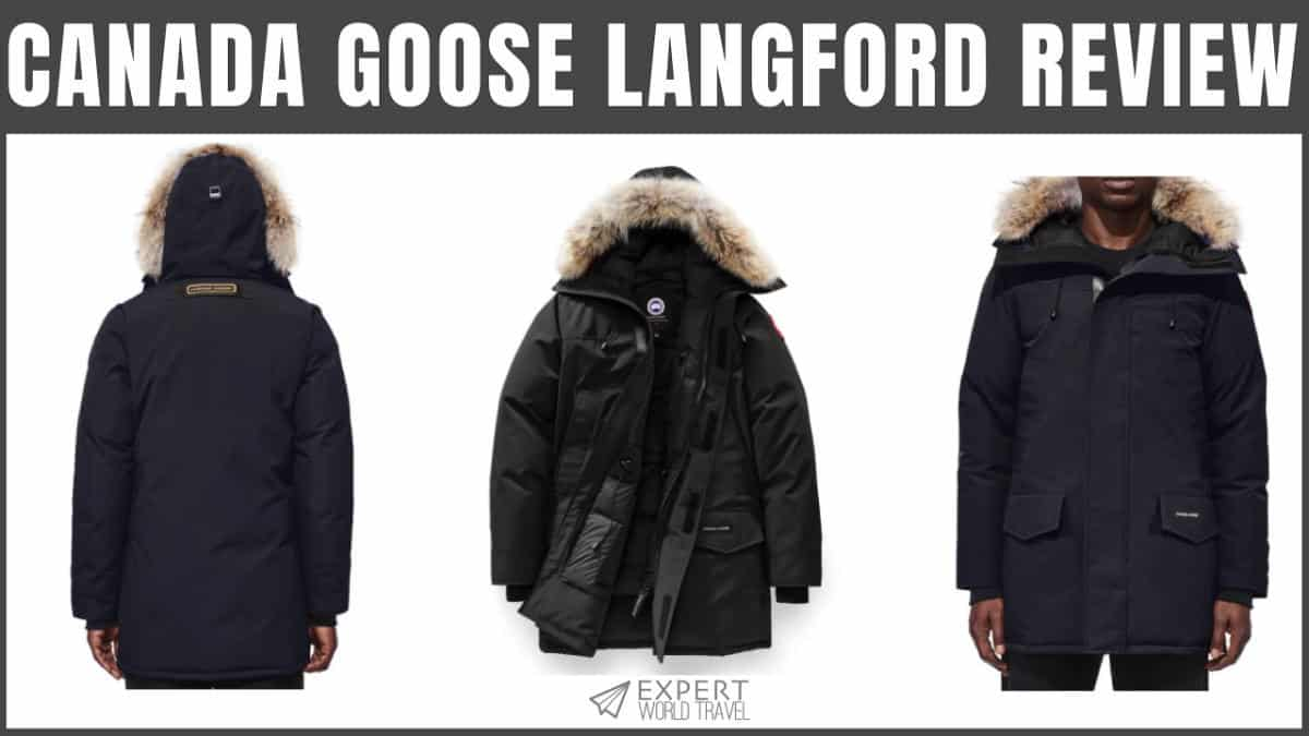 Canada Goose Langford Parka Review | Expert World Travel