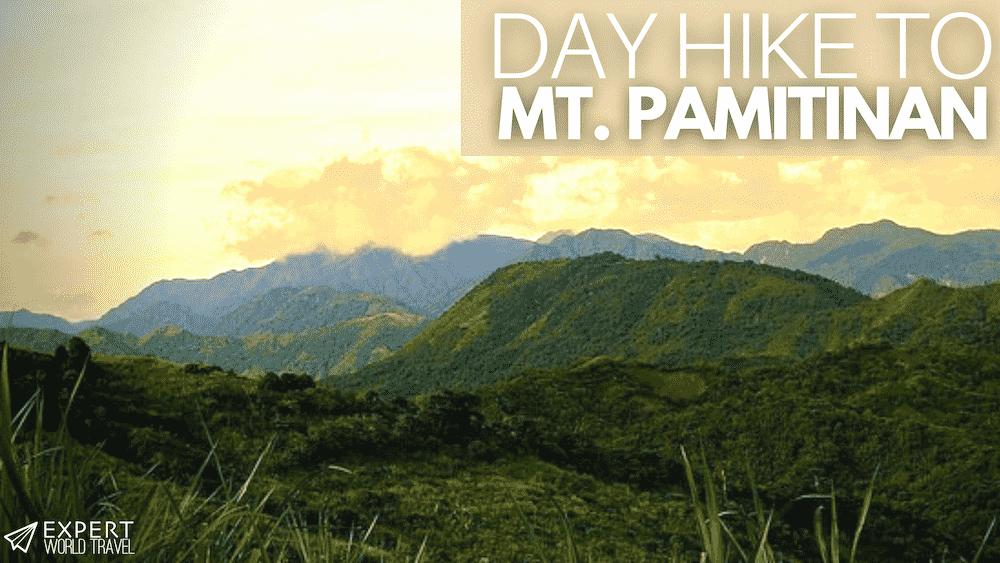 day hike to mt pamitinan