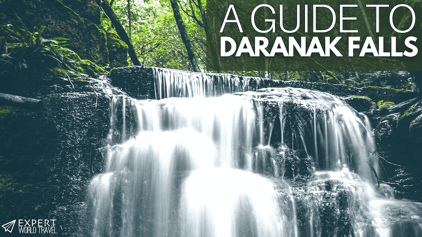 guide daranak falls