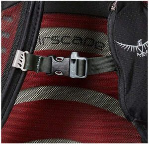 AirScape Backpanel And Sternum Strap