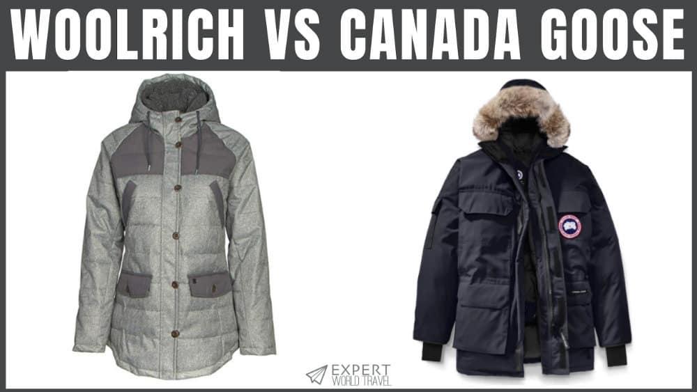 Woolrich Vs. Canada Goose: Best Winter Jackets   Expert
