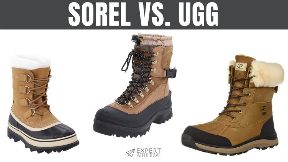 d703dfa3afe Sorel Vs. UGG: Best Boots For Winter (Women's And Men's) | Expert ...