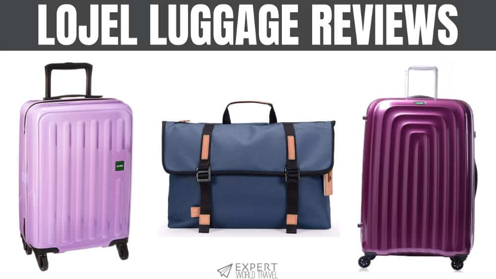 Lojel Luggage Reviews