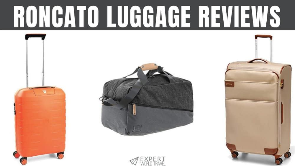 Roncato Luggage Reviews