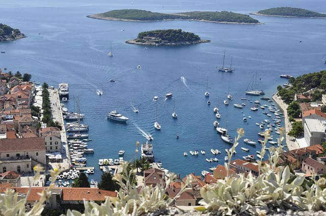 Hvar View Of Paklinski Islands
