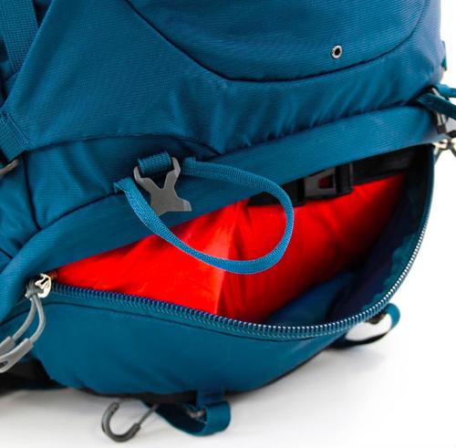 Osprey Kyte Sleeping Bag Compartment