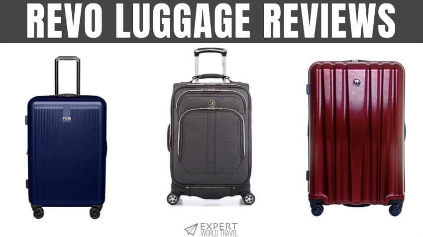Revo Luggage Reviews