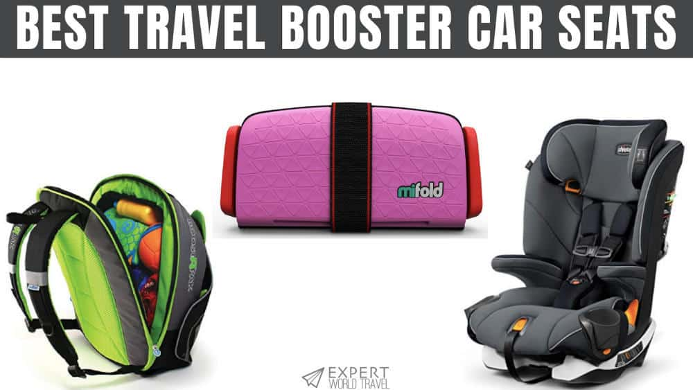 Best Travel Booster Car Seats: For Kids