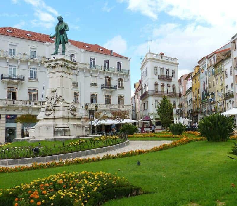 Coimbra Monument