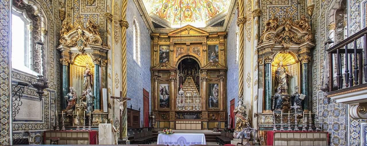 Coimbra University Chapes