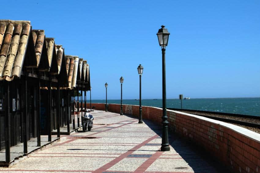 Faro Coastline