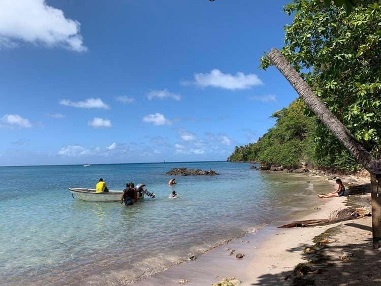 Fort Bay Beach, Providencia