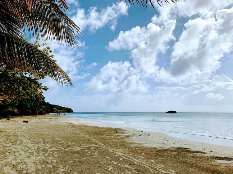 South West Bay Beach, Providencia