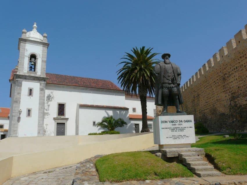 Vasco Da Gama Monument