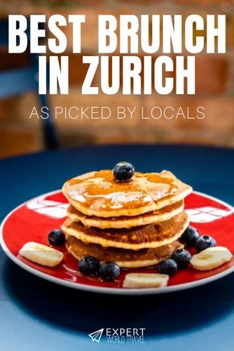 Find out the best brunch spots in Zurich, the ones that the locals go to. From pancakes or eggs, to mimosas and champagne, it's all possible.