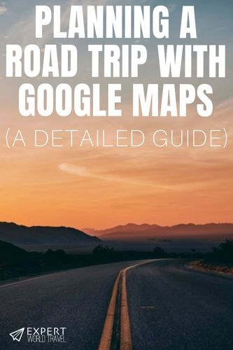 Want to learn how to use Google Maps to create custom travel itineraries? Come read our detailed guide, and you'll become a pro!