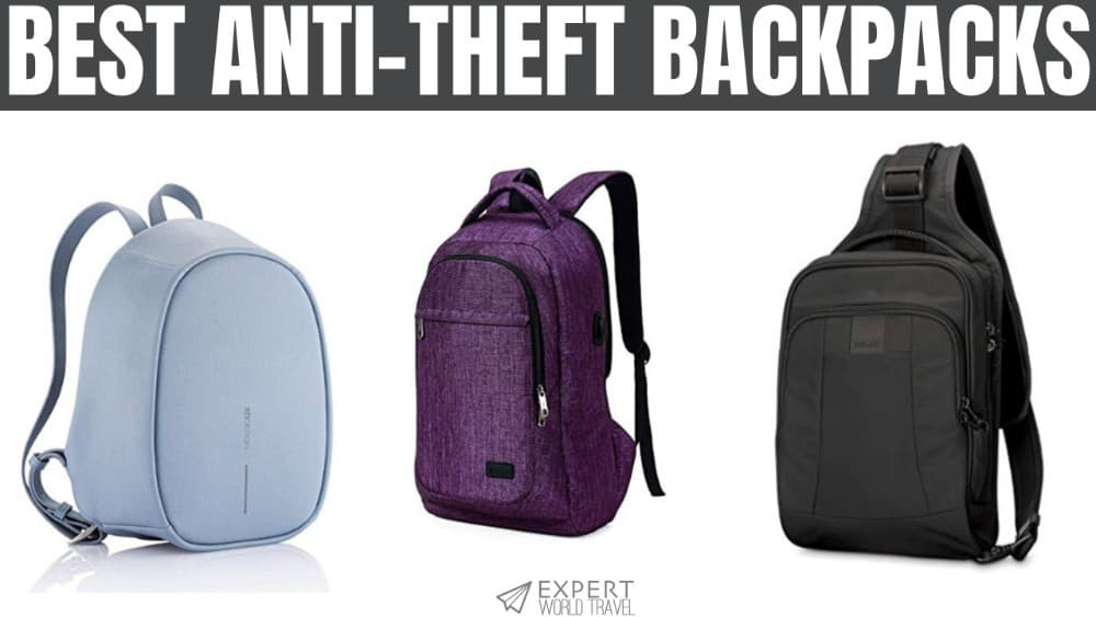 4c49ae5f9a65 11 Of The Best Anti-Theft Backpacks (Updated 2019)