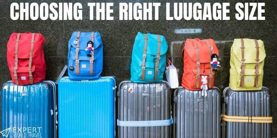 Luggage Size