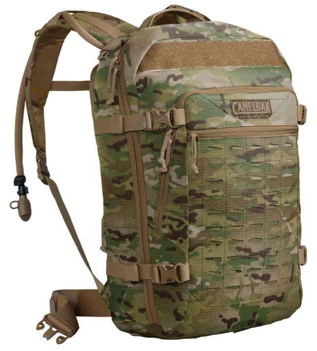 Mil-Spec Crux Reservoir CamelBak HAWG Hydration Pack with 100oz 3.0L