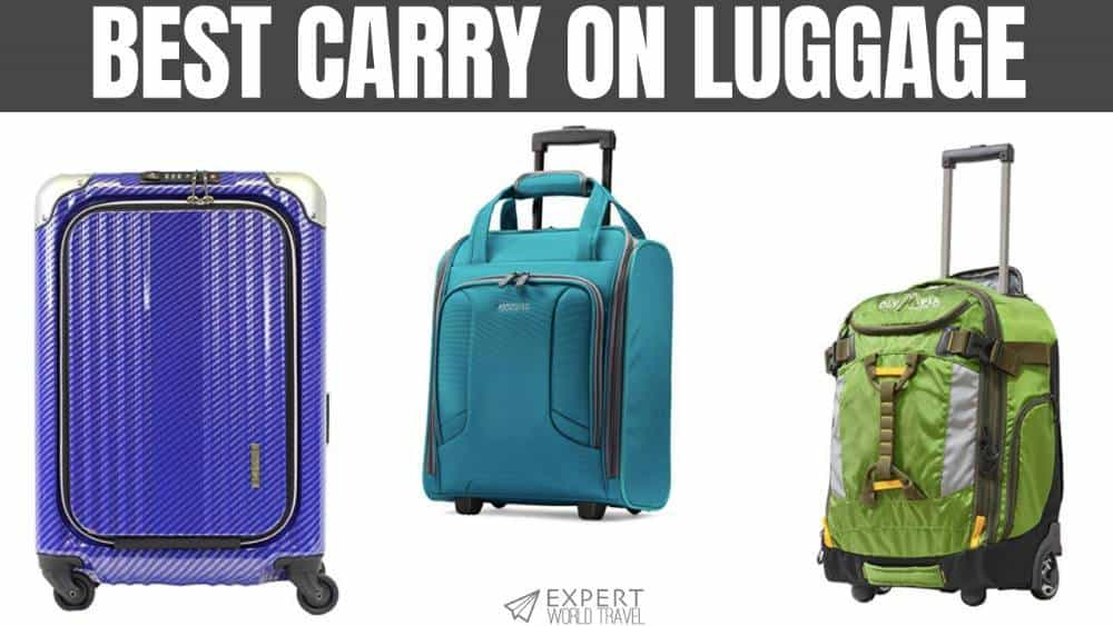 Best Carry On Luggage