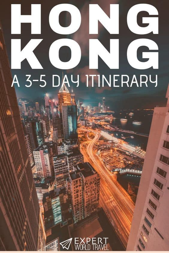 Hong Kong may be small, but there is a lot to experience. Here's an itinerary to see everything in one week, and even manage a trip to Macau!
