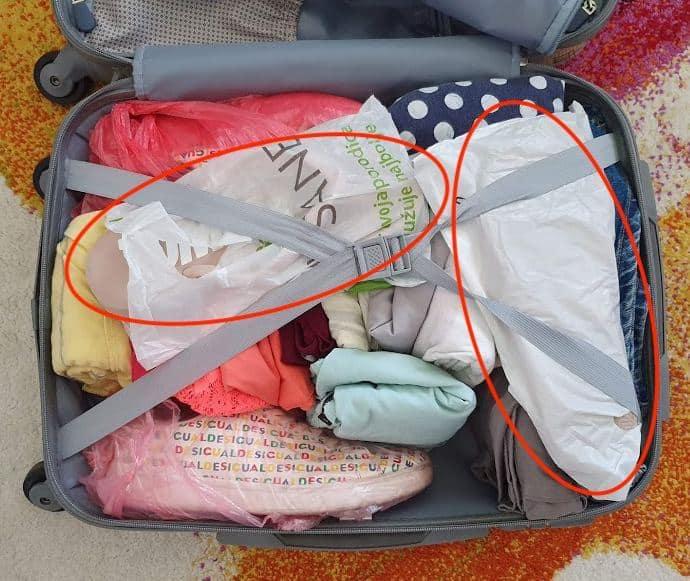 Packing Flip Flops