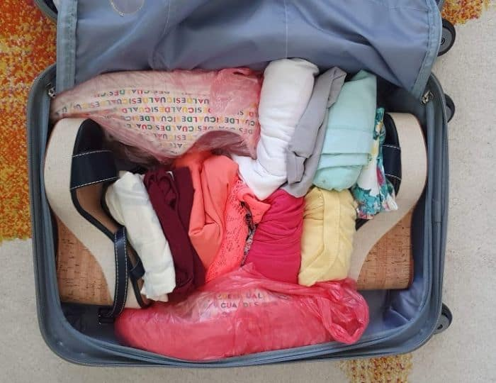Packing Wedges