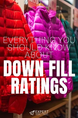 No idea what down fill ratings mean? Let us break it down for you and help you find the perfect down jacket!