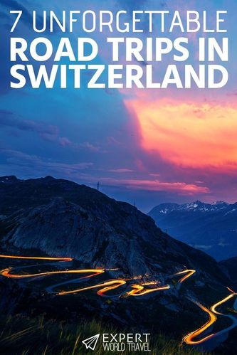 Make the most out of the great passes in Switzerland and take a memorable drive through winding roads, hairpin turns and sloping hills. There are 7 great pass roads to enjoy, with high peaks, glaciers, rivers and valleys