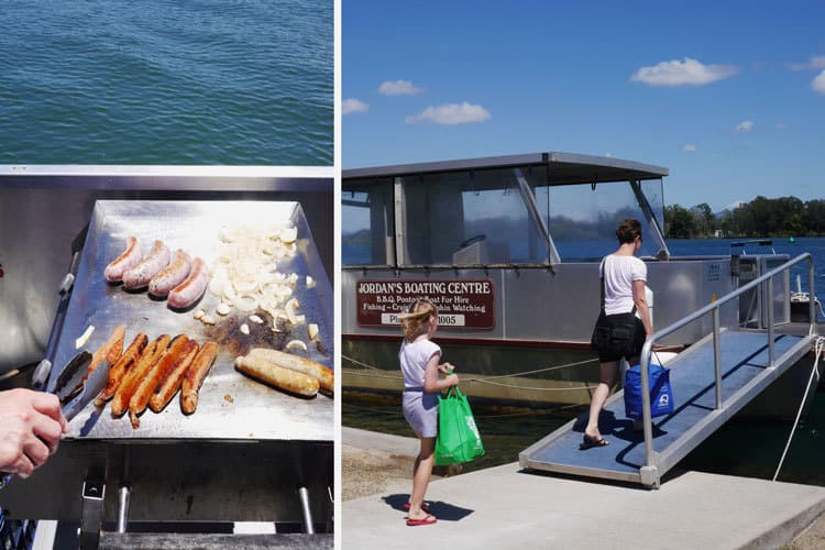 BBQ Boat - Hastings River Port Macquarie
