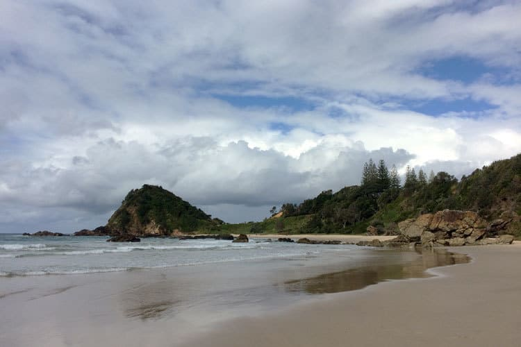 Beach walk Port Macquarie