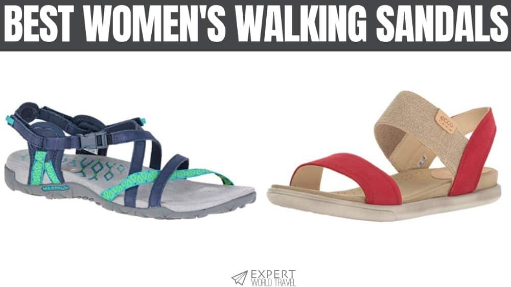 Best Walking Sandals For Women in 2020