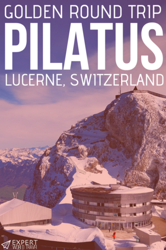 Looking to take the Pilatus Golden Round Trip while in Lucerne? This post will tell you everything you need to know about the journey, including tips.