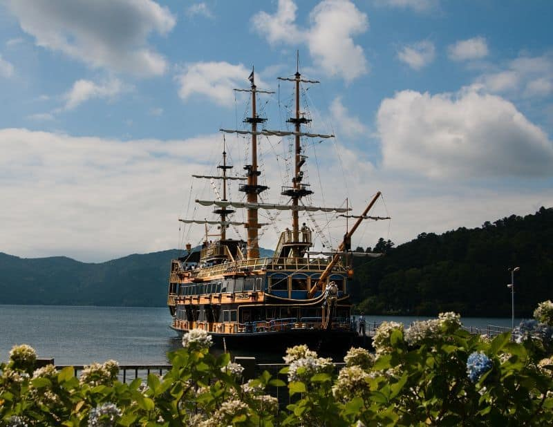 Hakone Pirate Ferry