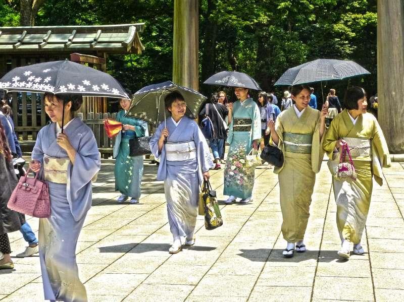 Harajuku Women