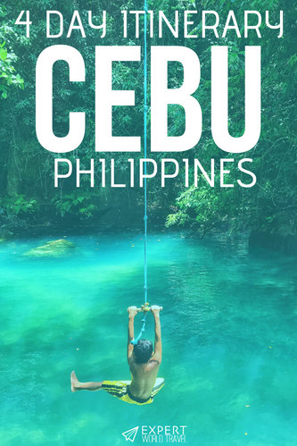 Heading to Cebu? Follow this 4-day itinerary to get a glimpse of the best adventures, beaches, and food that this dynamic province has to offer.