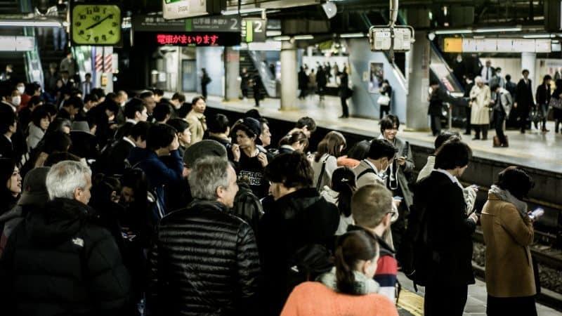 Japan Crowds