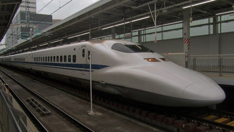Japan Shinkansen