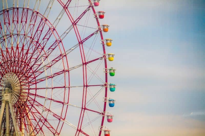 Koto Giant Sky Wheel