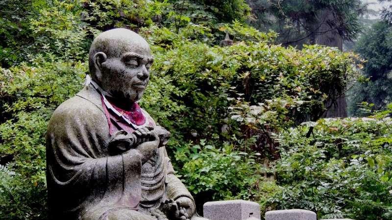 Koyasan Buddha Statue