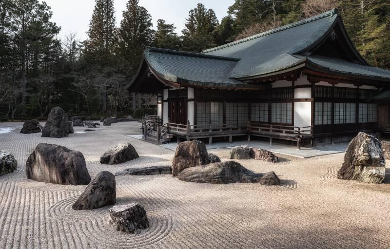 Koyasan Rock Garden