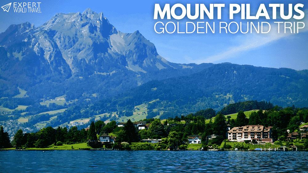 mount pilatus golden round trip lucerne
