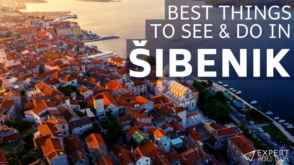 Things to see and do in Sibenik Croatia