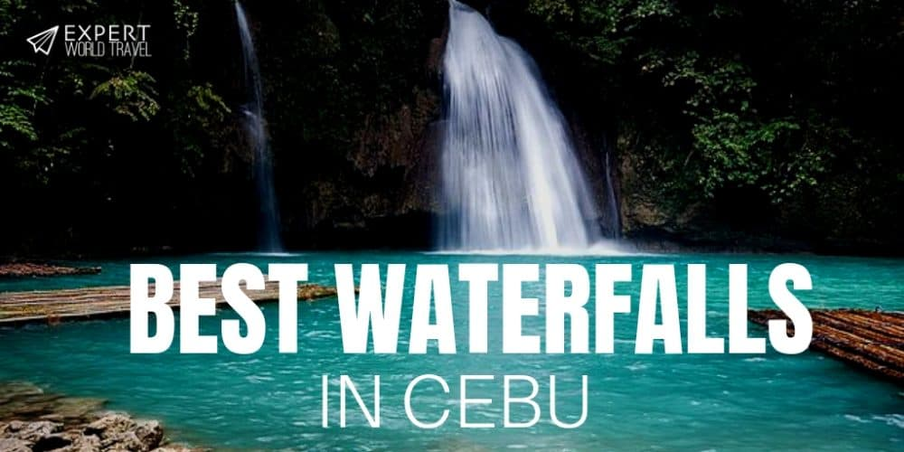 Best Waterfalls in Cebu