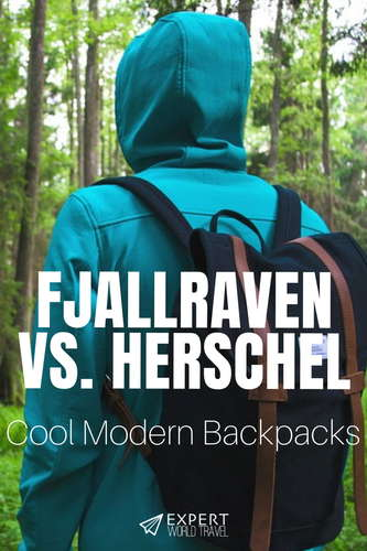 Both Fjallraven and Herschel make exactly cool and modern backpacks, and in this review we are going to check out some of their bestsellers. Find out which ones are the best, and suit your needs in this detailed comparison!